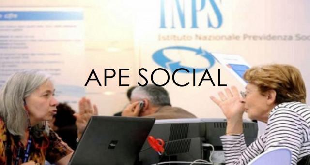 Pubblicati i Decreti attuativi APE SOCIALE e lavoratori precoci
